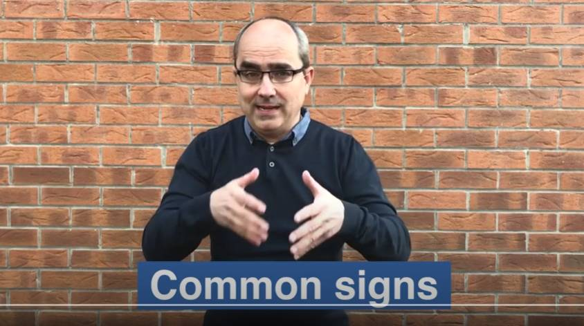 Watch the 'Common Phrases - please, thank you and are you ok?' video on YouTube